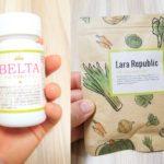 ベルタ葉酸とララリパブリック
